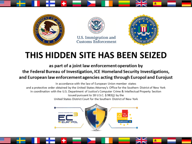 Largest Dark Web Marketplace for Illicit Drugs, Firearms, Malware