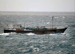 So far the majority of the attacks in the Gulf of Mexico have been against smaller fishing vessels and support and supply vessels for the local oil industry. (Source: Wikimedia Commons)
