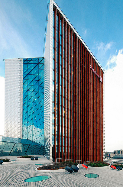 Swedbank Headquarters Vilnius