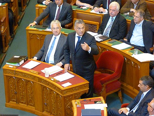Hungarian Parliament Gives Orban Full Powers
