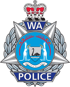 Western Australia Police were among those who responded to an emergency at Whyte's home. (Source: WAPOL)