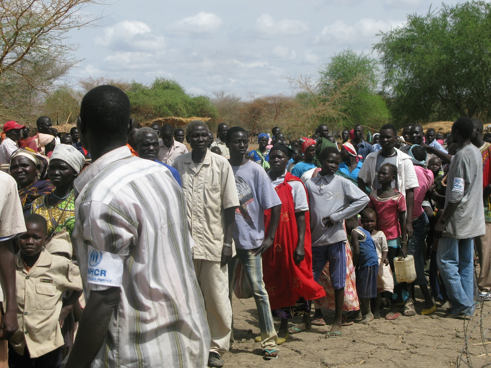 Working with UNHCR to help refugees in South Sudan 6972528722 1