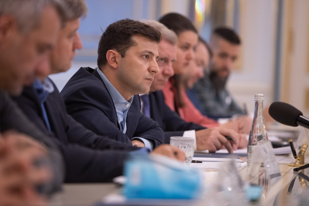 Zelenskiy Says Rooting Out Graft Not As Simple As He Imagined