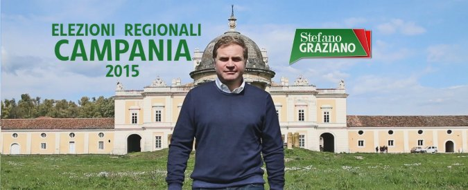 Stefano Graziano, the president of the Democratic Party of Campania.