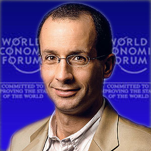 (Jailed Odebrecht CEO Marcelo Odebrecht / World Economic Forum)