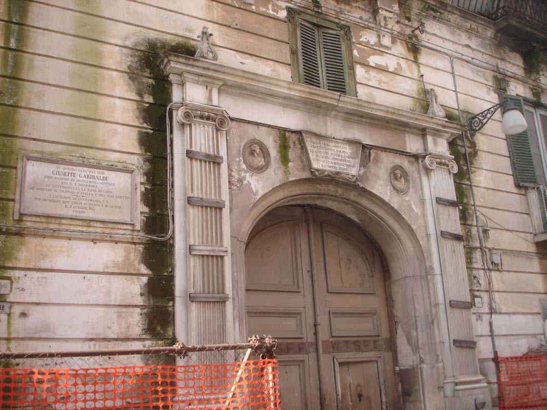 Palazzo Teti Maffuccini