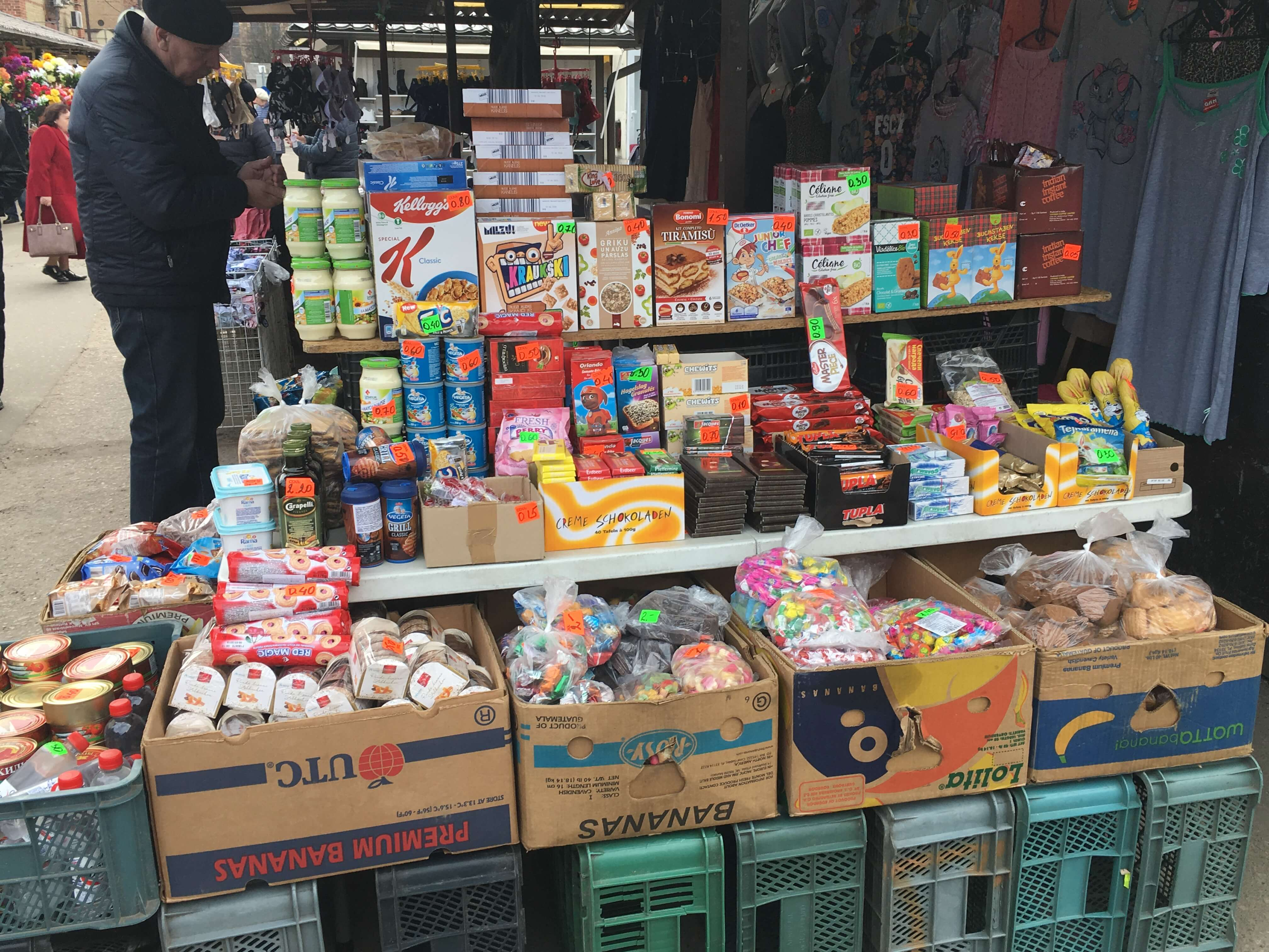 Over $100 Million in Illicit Food Seized in International Operation