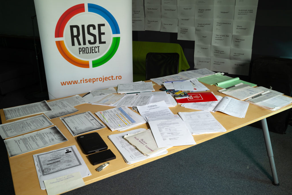 The Teleorman Leaks documents found by Rise (Rise Project)