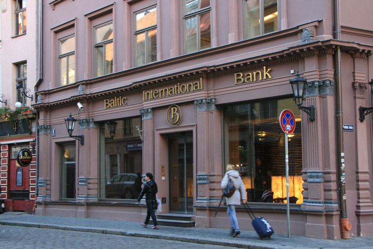 Latvian Banks Promote Money Laundering Companies