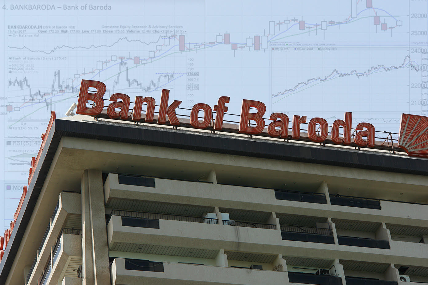 OCCRP presents data from its investigation into the role of the Bank of Baroda in South Africa's Gupta scandal, detailing transfers involving companies owned or controlled by the brothers. Photo: OCCRP. Some rights reserved.]]