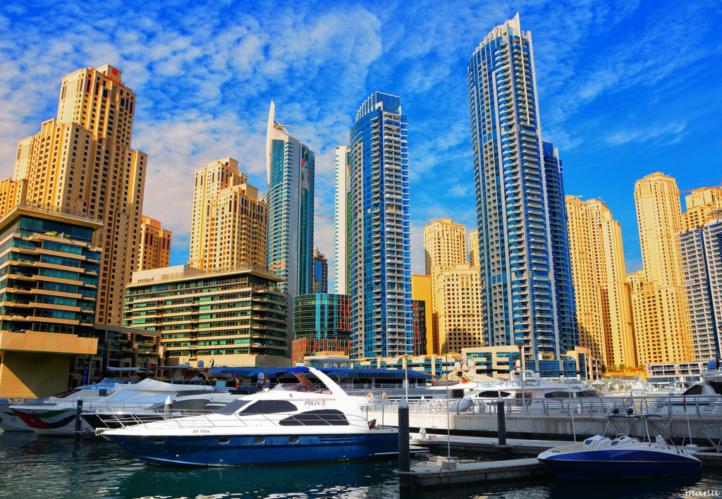 Wealthy Armenians Join the Dubai Land Rush