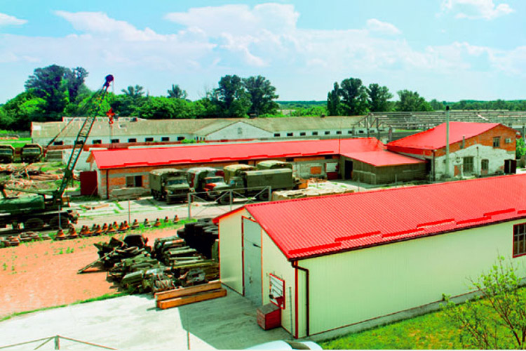 A Techimpex production facility in the Kiev region as pictured in the company's catalogue. (Credit: Techimpex)