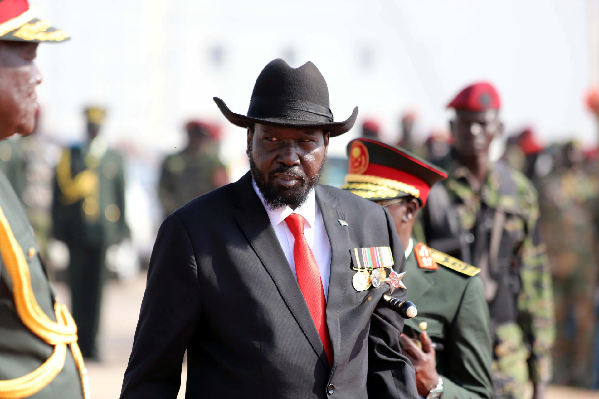 As South Sudan Seeks Funds for Peace, a Billion Dollar Spending Spree