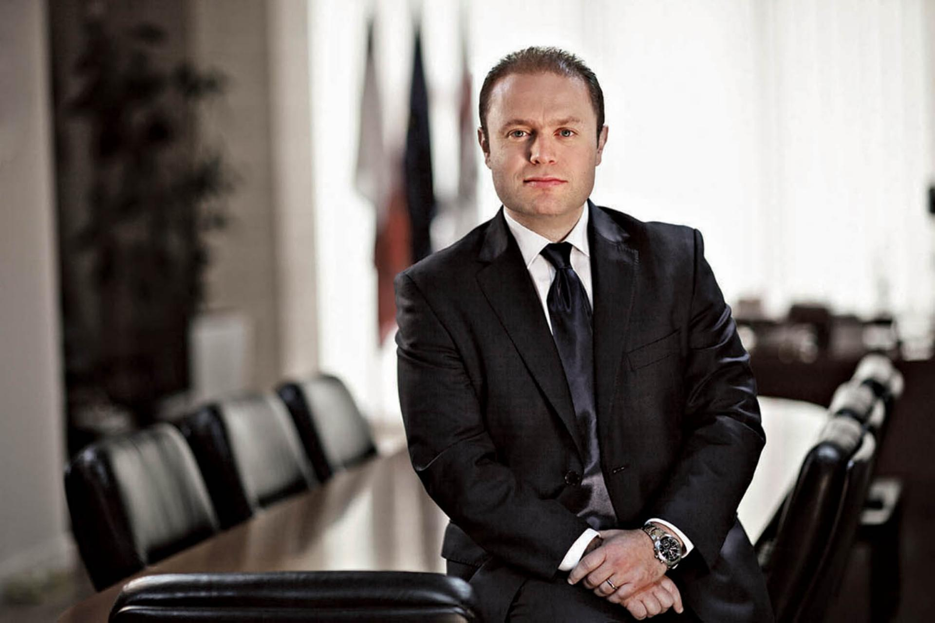 OCCRP Person of the Year in Organized Crime and Corruption: Joseph Muscat