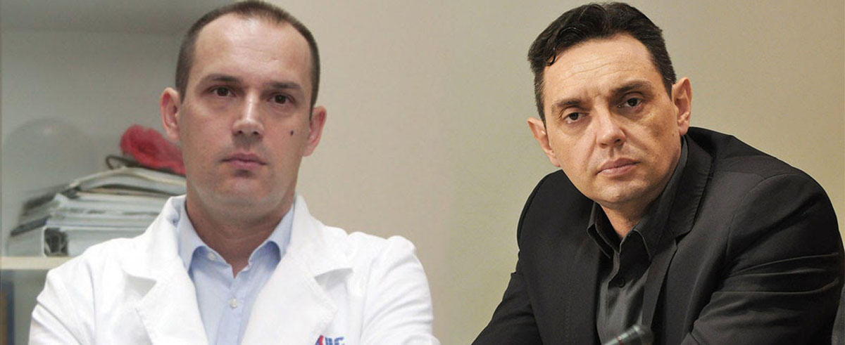 Serbia's prosecutor has also failed to open investigations into the current minister of health Zlatibor Loncar and minister of defense Aleksandar Vulin, who have both been implicated in high-profile corruption scandals. Photo CC-by-SA-3.0: Wikimedia Commons / OCCRP.
