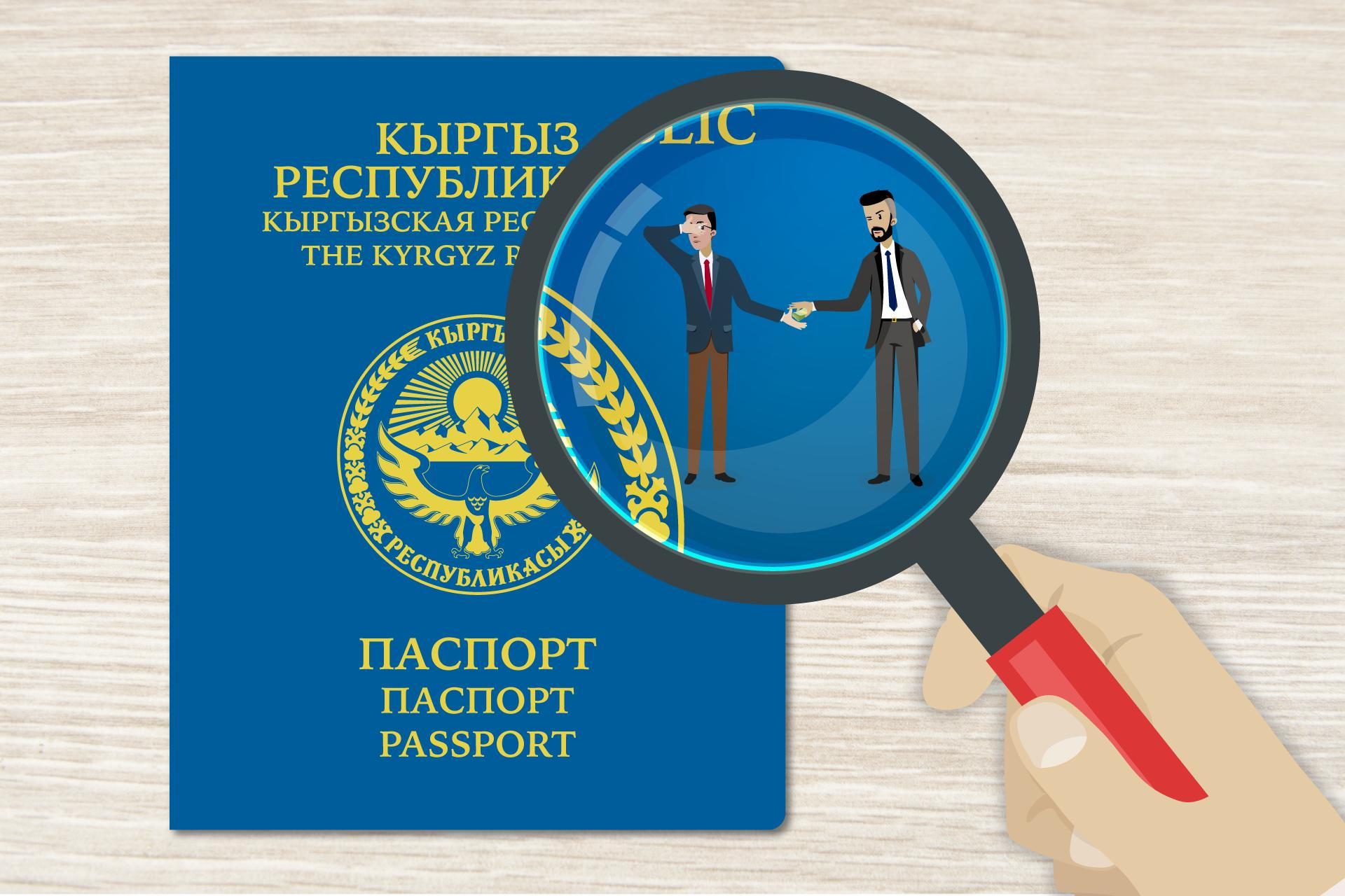 Multimillion Passport Deal Under Investigation in Kyrgyzstan