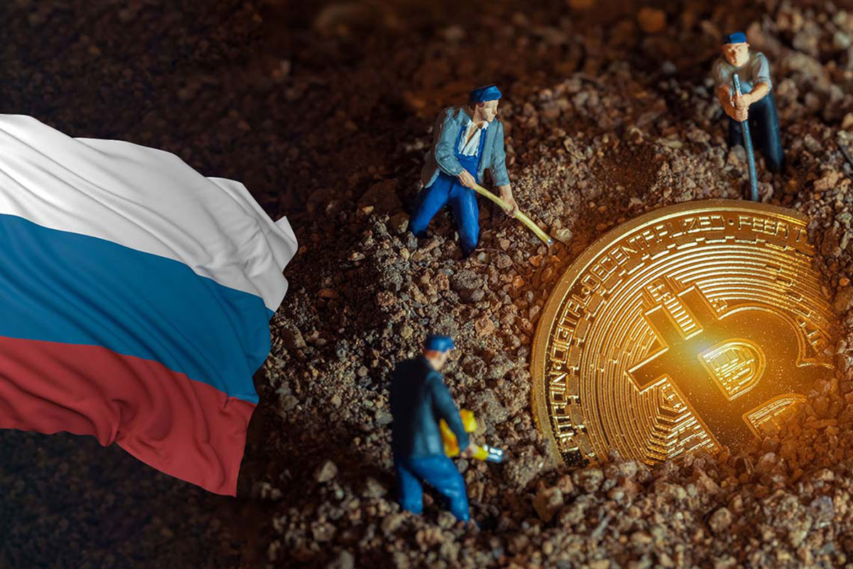 US and Russia Spar Over Accused Crypto-Launderer