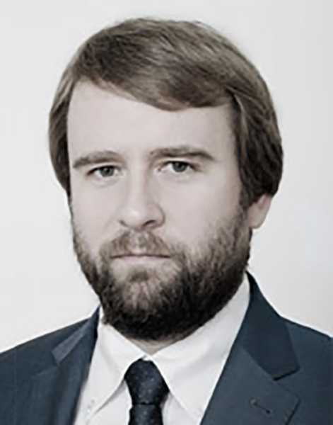 Andrei Pavlov, a Russian corporate lawyer targeted for sanctions by the European Parliament for alleged involvement in the Magnitsky case. (Photo: Quorumlegal.ru)