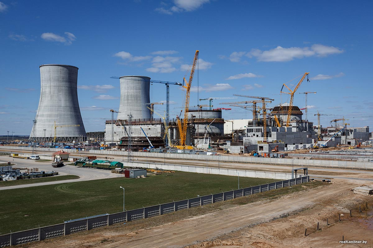 Watchdogs Cite Shortcuts, Accidents at Belarus Nuclear Plant Construction Site