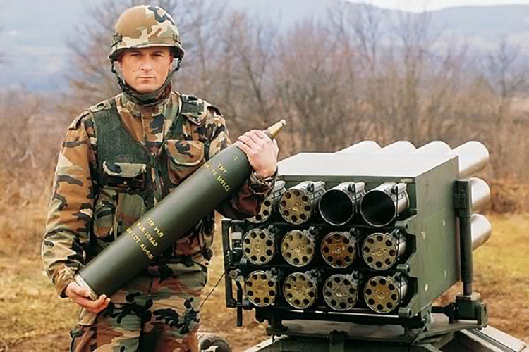 Croatian Arms Sales to Saudi Arabia Fuel Syrian War