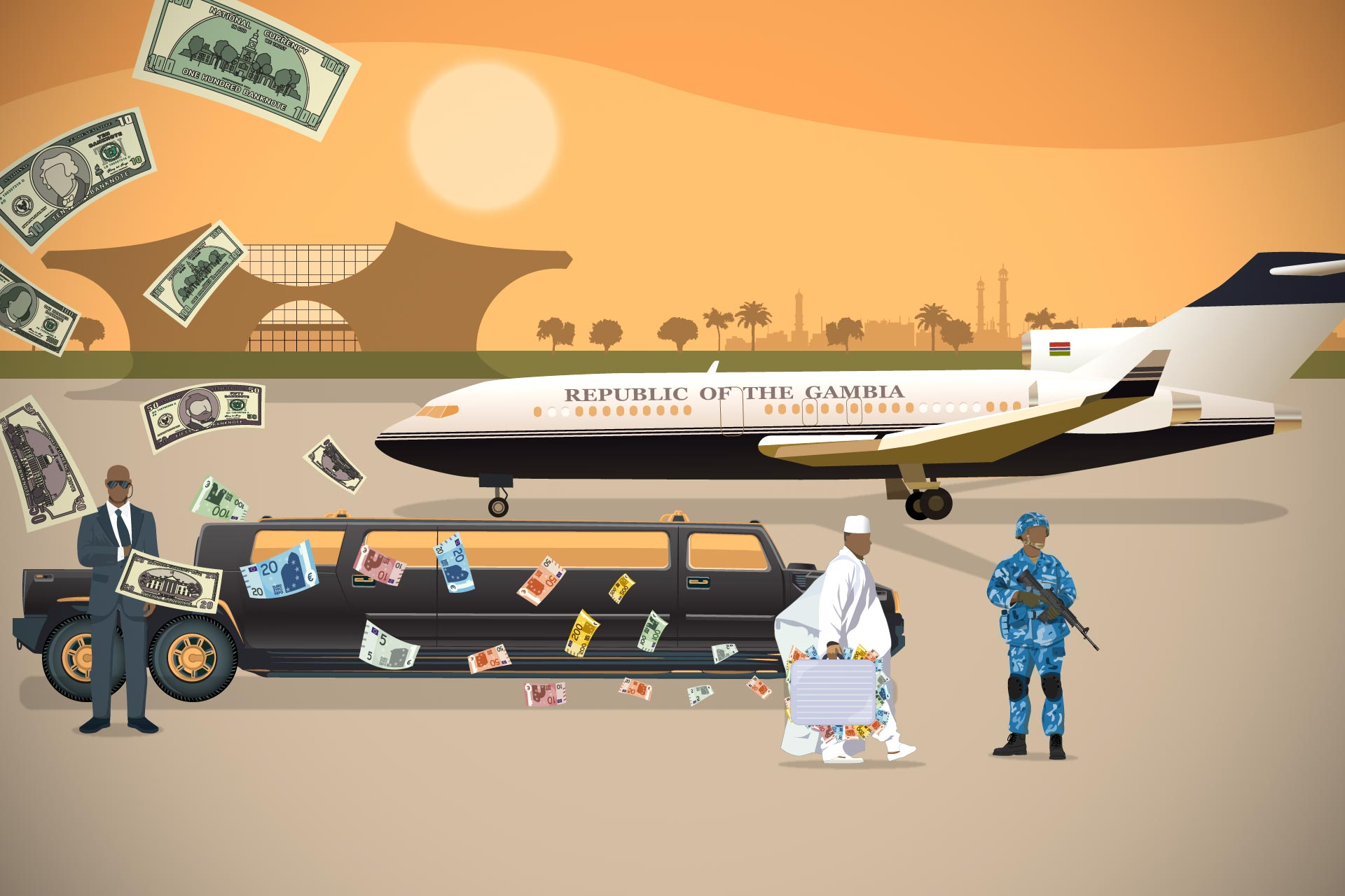 The Great Gambia Heist