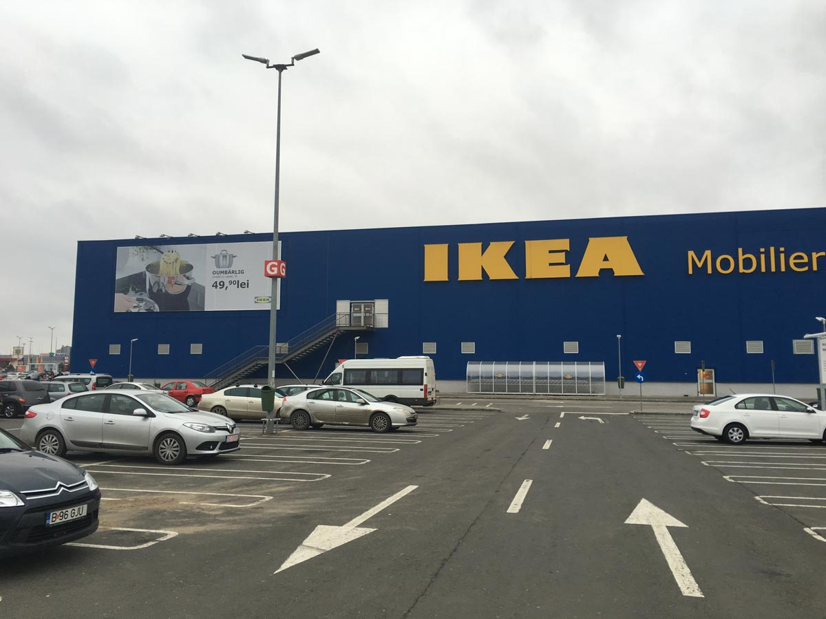 IKEA's Forest Recall