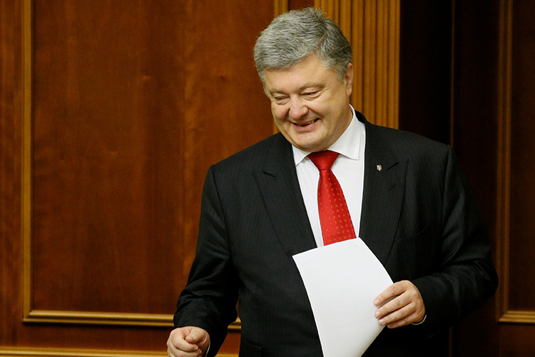 President Poroshenko's Lawyers Go on the Defensive