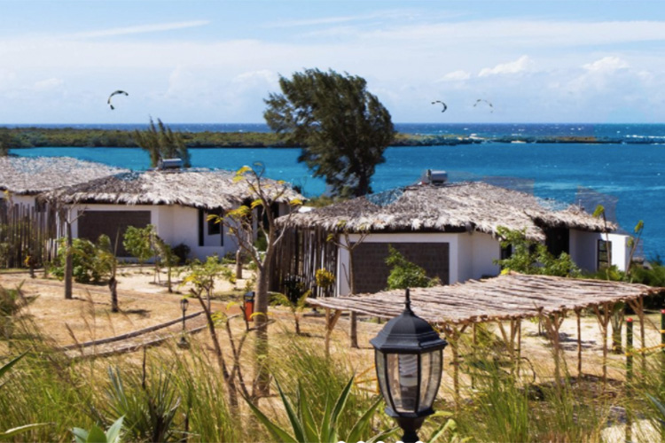 Madagascar Beach Resort Built with Black Money from Romania