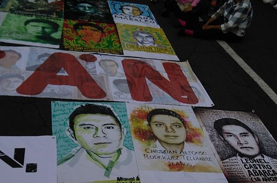 Mexico: Experts Identify Remains of One of the 43 Missing Students