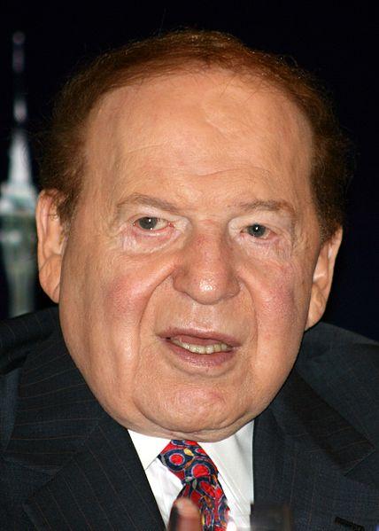 Sheldon Adelson Ernte