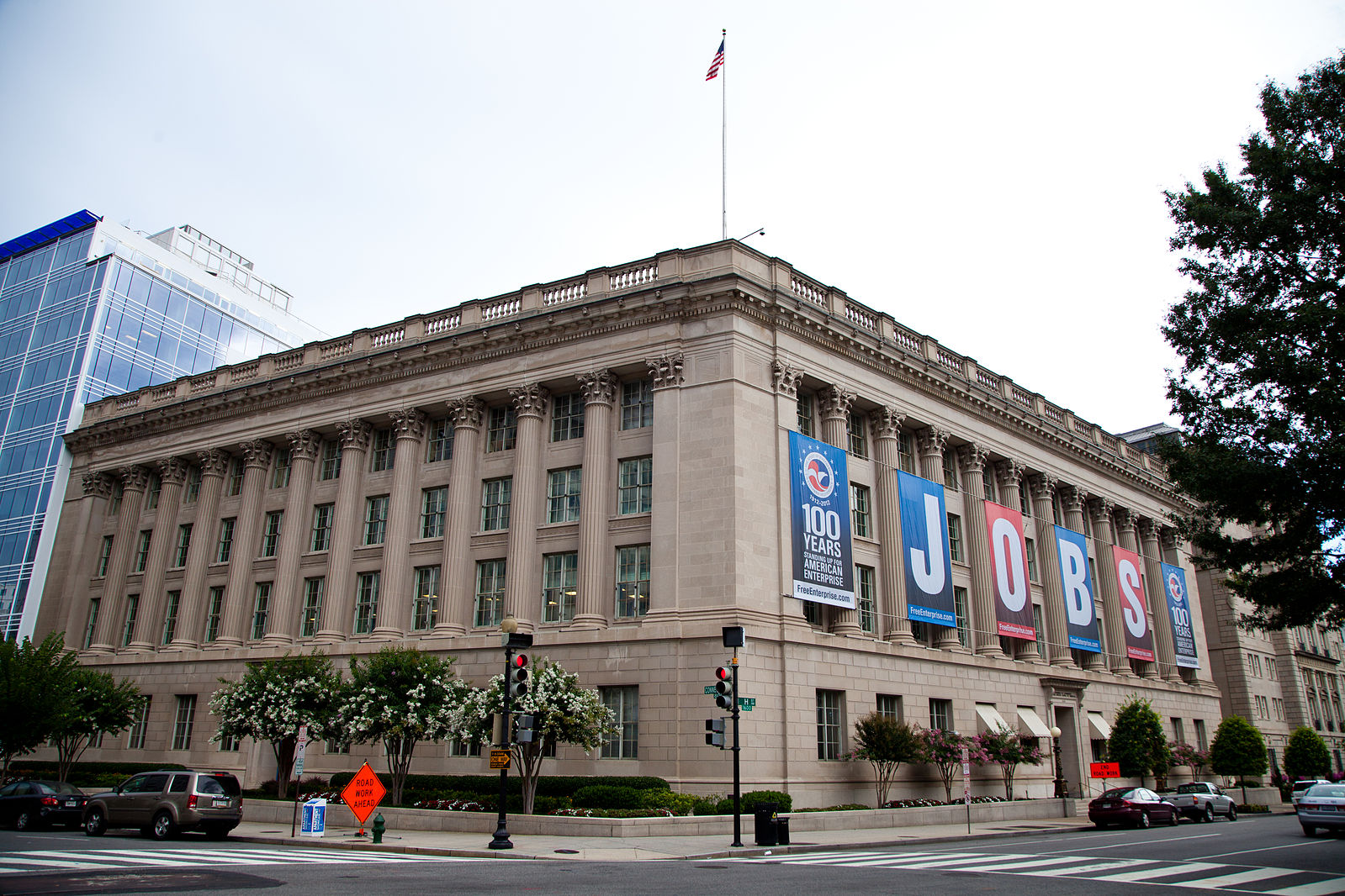 U.S. Chamber of Commerce Building-2