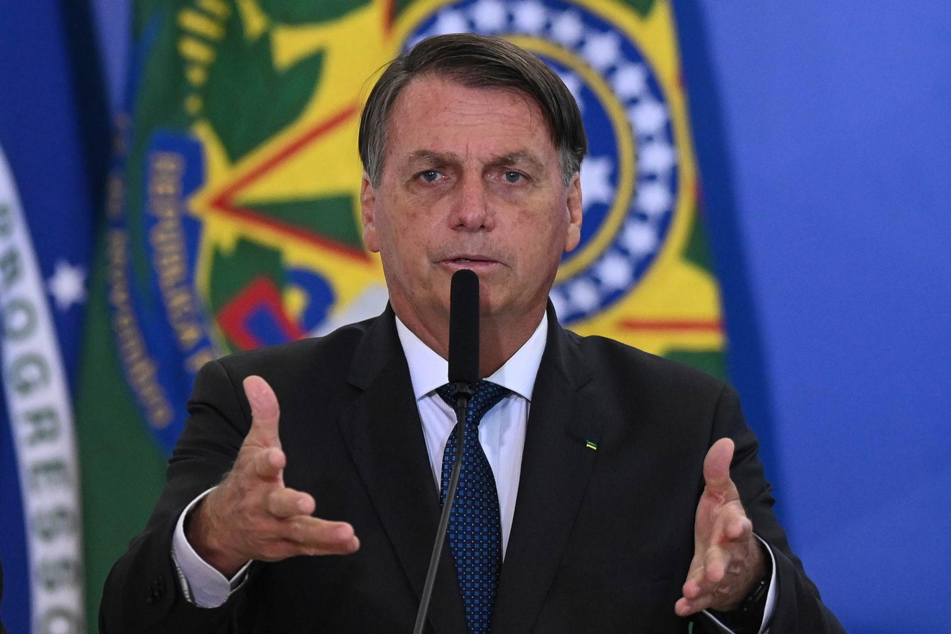 Brazilian President Jair Bolsonaro Named OCCRP's 2020 Corrupt Person of the Year