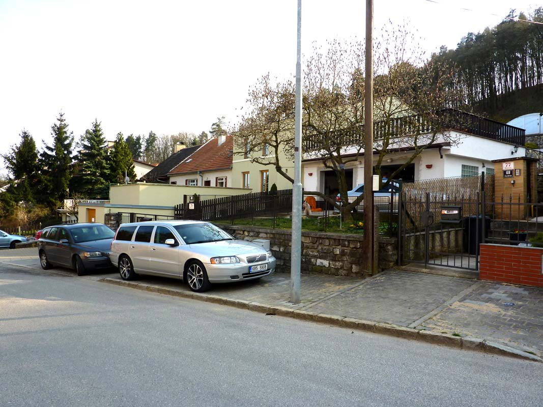 House at Brezova.