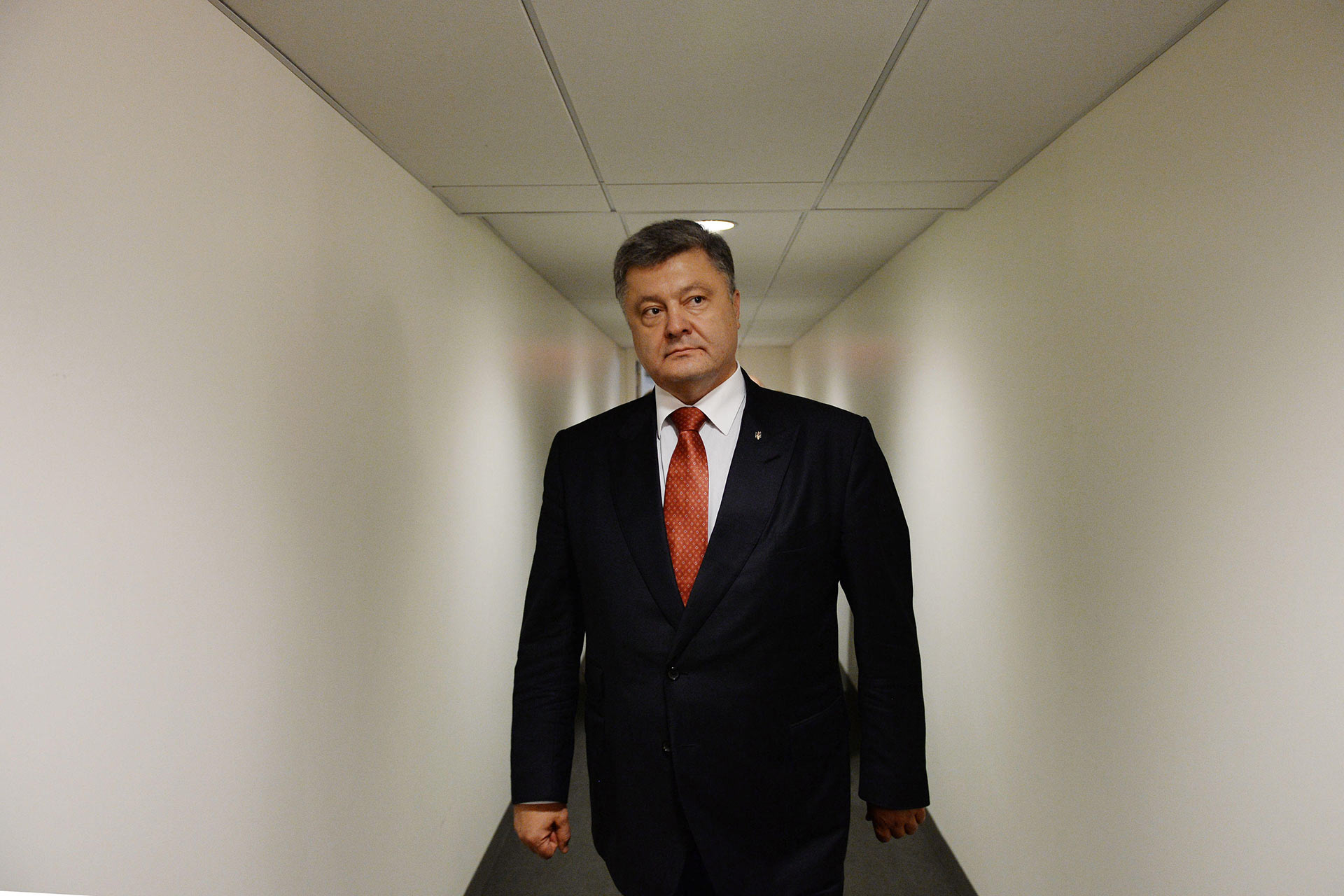 Former Ukrainian President Poroshenko Secretly Controlled Offshore Firms that Banked at Austria's Raiffeisen