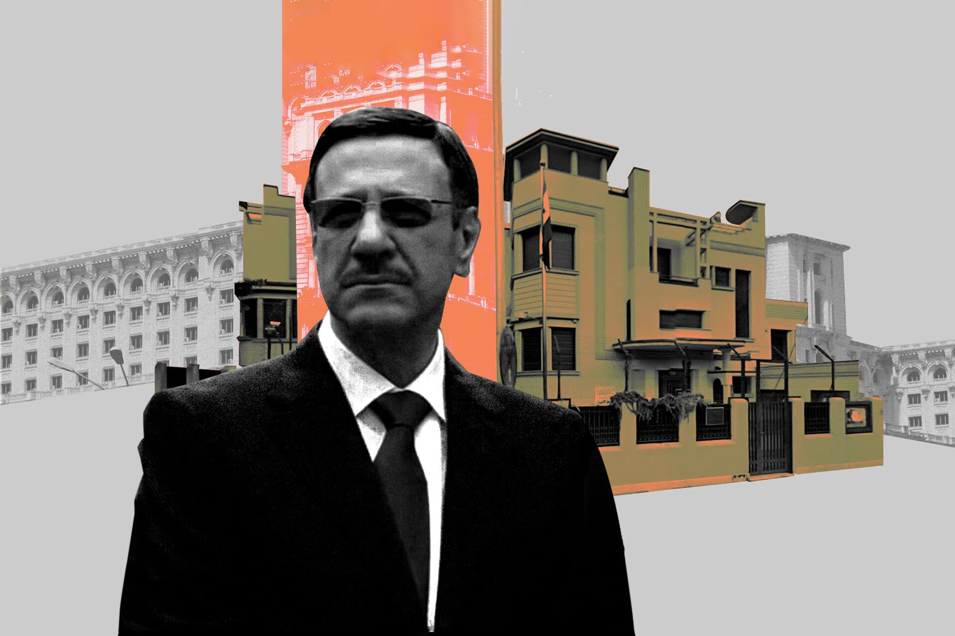 How a Syrian Ambassador's Friend Made a Million Selling Him an Embassy