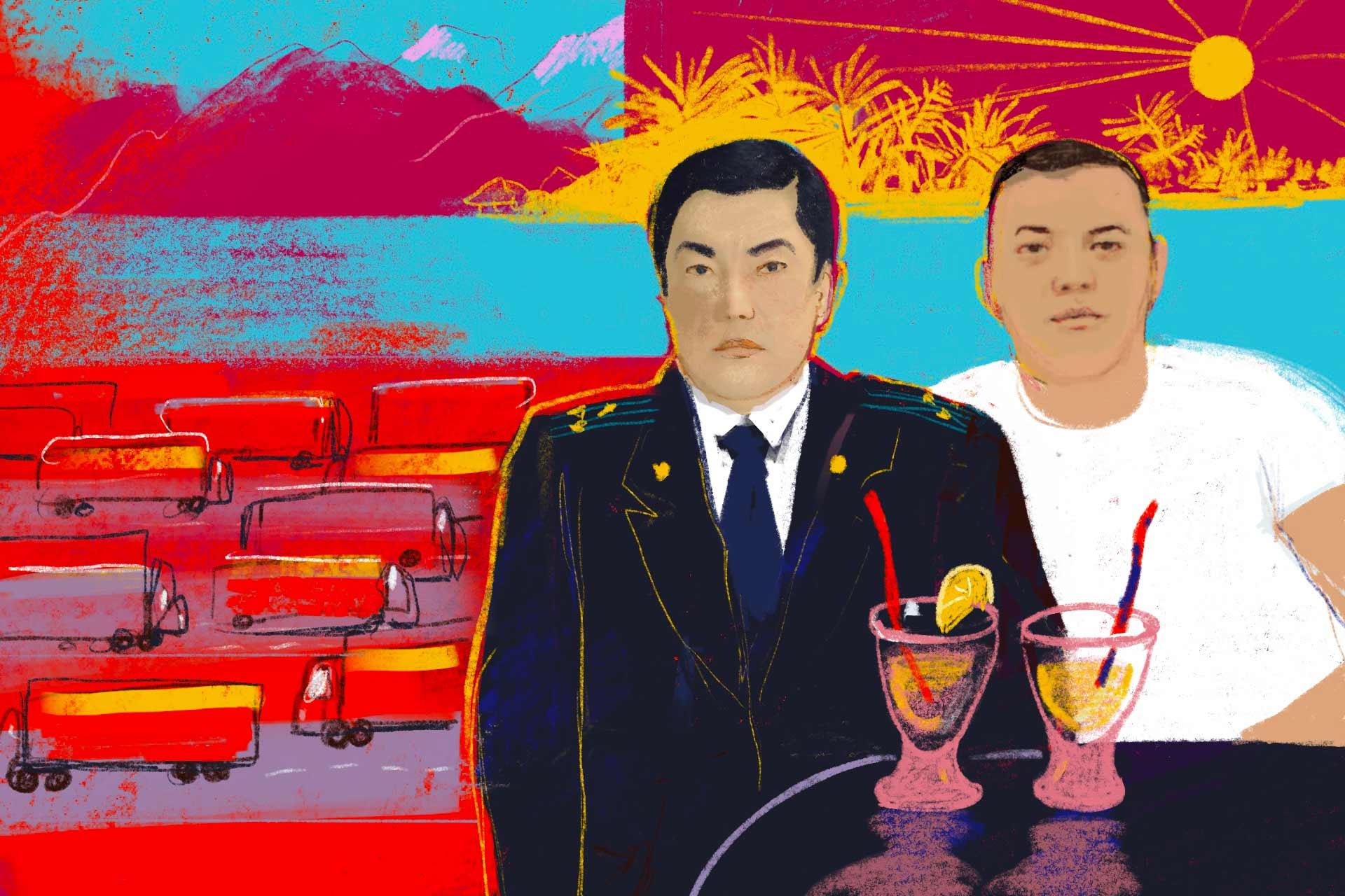 По стопам Матраимова. Как устроена роскошная жизнь семьи еще одного уволенного замглавы таможни Кыргызстана