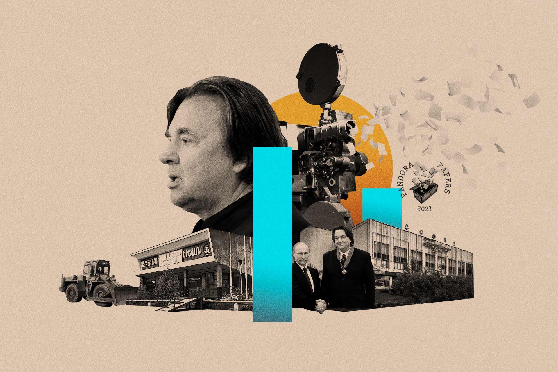 Генеральный директор «Первого канала» оказался бенефициаром проекта перестройки советских кинотеатров на миллиард долларов