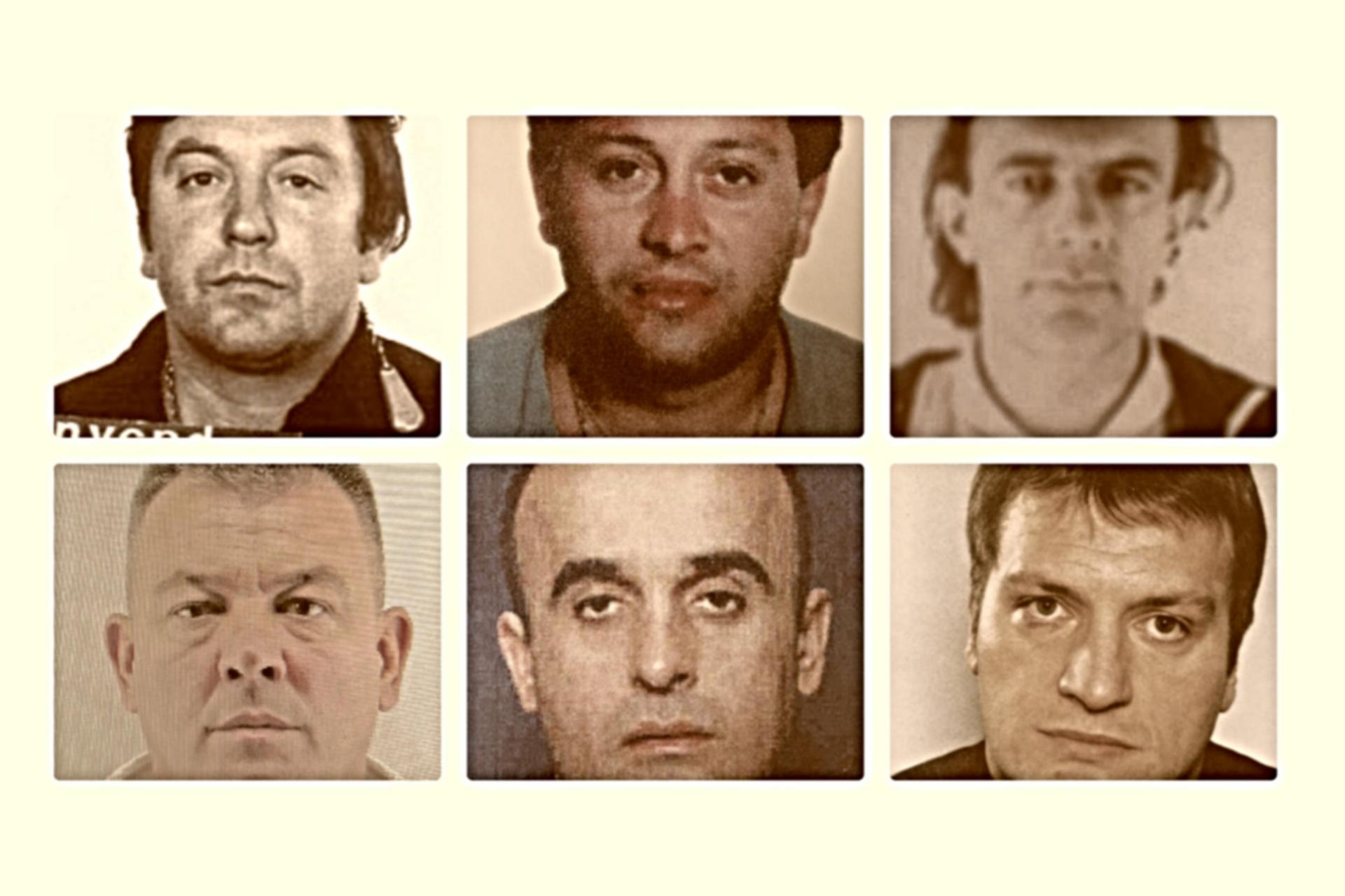 GROUP AMERICA: A US-Serbian Drug Gang With Friends In The Shadows