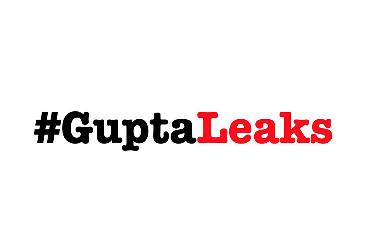 #GuptaLeaks to be released to journalists worldwide