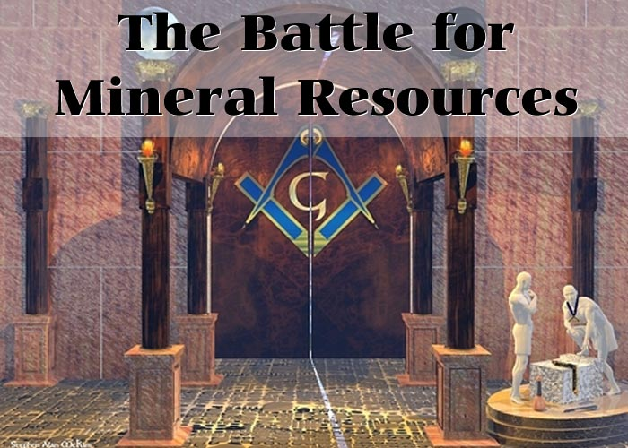 The Battle for Mineral Resources