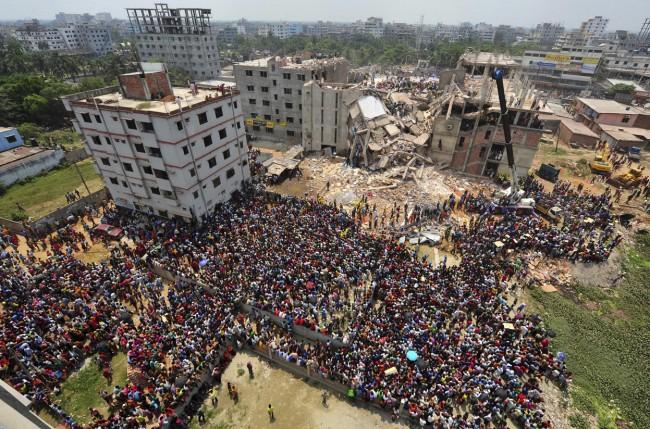 Bangladesh: Rana Plaza Collapse Result of Corruption