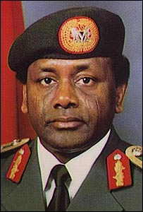 Gen. Sani Abacha, former president of Nigeria (Photo: UN)